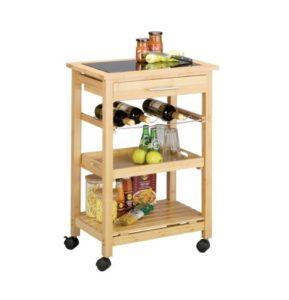 Küchenwagen Holz + Der Küchenhelfer 2019 + Günstig Online + ...