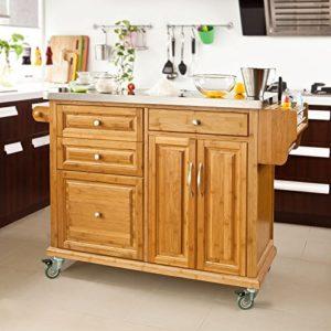 Küchenwagen Holz + Der Küchenhelfer 2018 + Günstig Online + Kaufen +